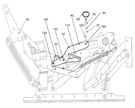 lazy boy recliner repair manual lazy boy rocker recliner parts diagram mechanism lazy
