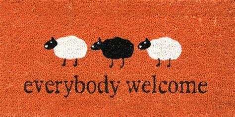 everybodys welcome everybody welcome fu 223 matte terrakotta orange fu 223 matten bei tepgo kaufen versandkostenfrei