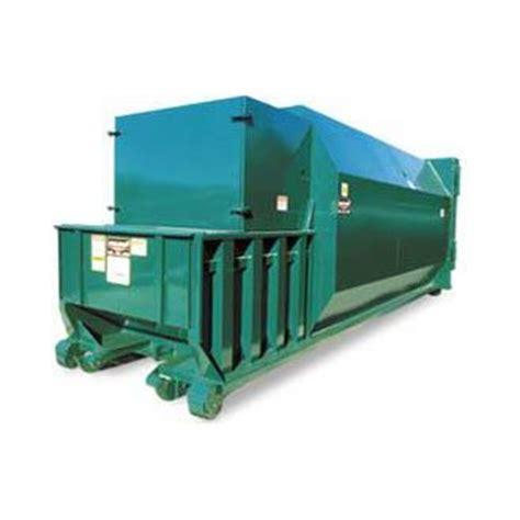 garbage compactor trash compactor industrial trash compactor commercial