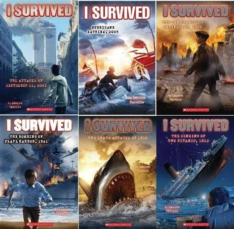 i survived the sinking of the titanic i survived series 6 book set includes the sinking of the