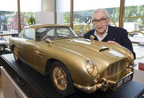 aston martin db5 model gold aston martin db5 model car sells for 90k autoevolution