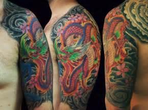 tattoo trend 2011 japanese half sleeve tattoos