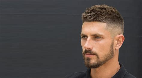 mens hair styles by hairline type fade haircuts different types of faded haircuts and how