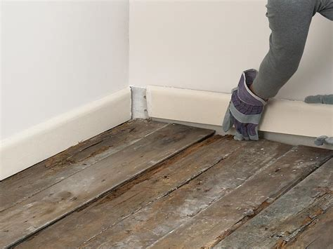 level set concrete floor finish for renovation project in installing a concrete floor diy