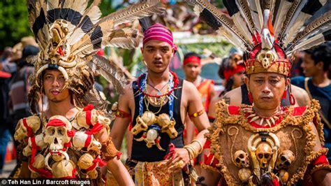 Feast Of Contest Mound 6 by Borneo S Gawai Dayak Festival
