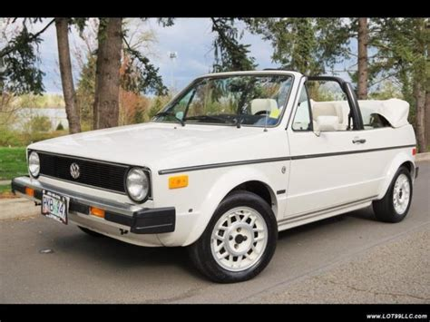 download car manuals 1987 volkswagen type 2 lane departure warning 1987 volkswagen cabriolet white on white 94k 5 speed manual automatic 2 door con
