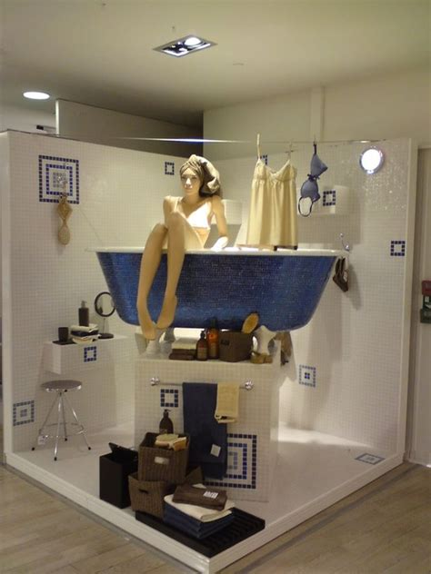 bathroom retail pinterest is a resource for visual merchandising ideas for