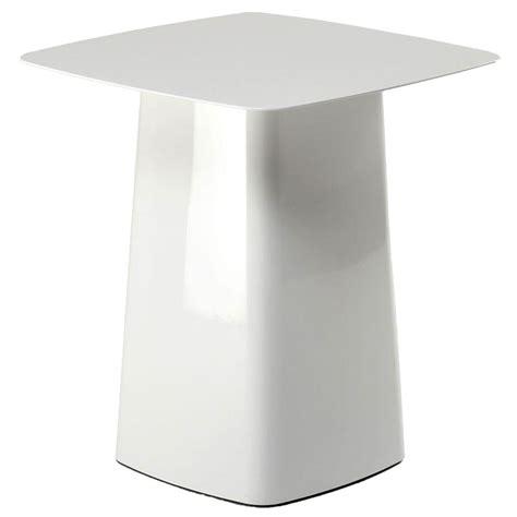 Vitra Side Table Medium Modern Metal Side Table Vitra