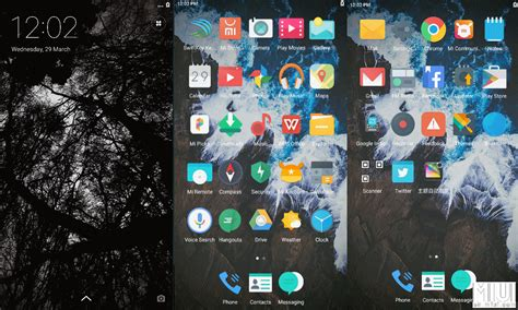 mi themes pack android black a sophisticated dark themes mi
