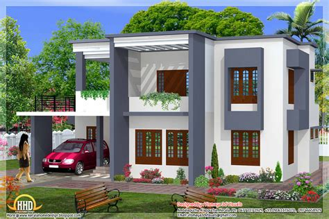 simple design house july 2012 kerala home design and floor plans
