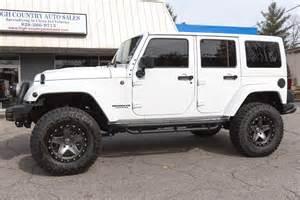 2015 jeep wrangler rubicon unlimited white