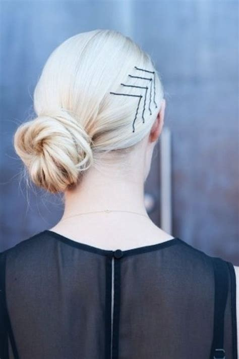 hairstyles to do with just bobby pins bobby pin hairstyles picmia