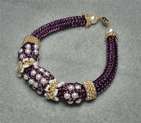 knitting jewelry viking knit tutorial viking knit jewelry embellishments