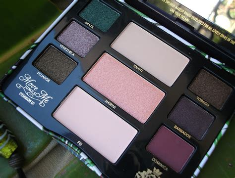 Makeup Kit Viva viva la move me jungle eyeshadow kit eyeshadows pan