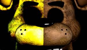 Freddy and golden freddy five nights at freddys 37984722 500 287 png