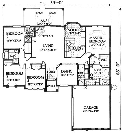2000 sq ft bungalow house plans 2000 square feet house plans benchibocai benchibocai floor plans 2000 square feet four