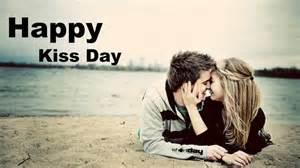 No matter you are sending kiss day sms to you girlfriend or wife or