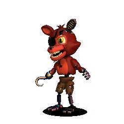 Withered foxy fnaf world wikia fandom powered by wikia