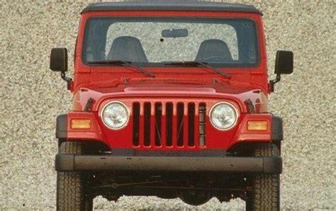 1999 Jeep Gas Tank 1999 Jeep Wrangler Gas Tank Size Specs View Manufacturer