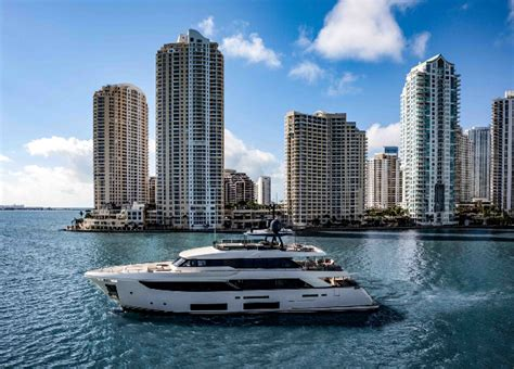 fort lauderdale boat show 2018 attendance ferretti group at the 2018 palm beach boat show nautech news