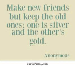 Design custom image quote about friendship - Make new ...