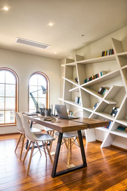 cool productive home office designs