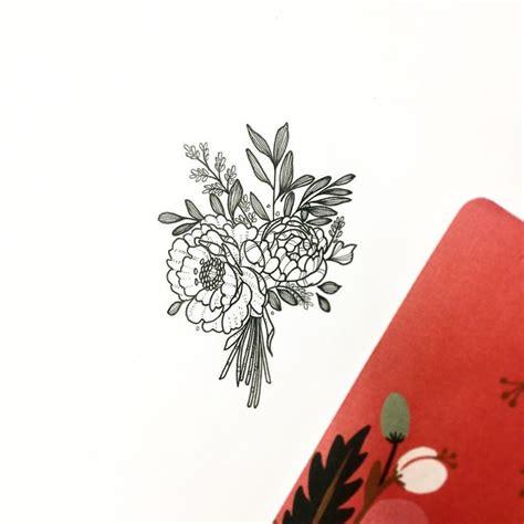 flower bouquet tattoo 25 best ideas about bouquet on flower