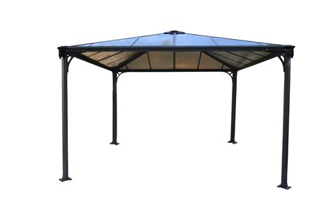terrassen pavillon metall hardtop gazebos best 2018 choices sorted by size