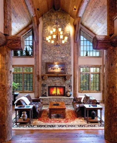 log cabin home interiors 19 log cabin home d 233 cor ideas