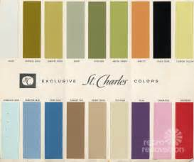 color for kitchen cabinets 18 colors for 1960s st charles steel kitchen cabinets