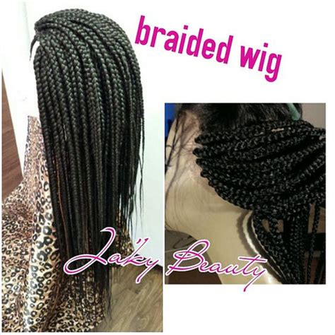 Hair Braid For A Closure | u part wigs braided wigs lace closure wigs full by