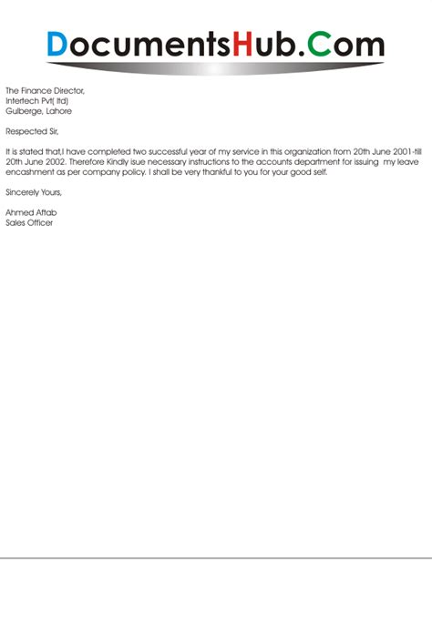 Annual Leave Application Letter Doc 28 Images Annual