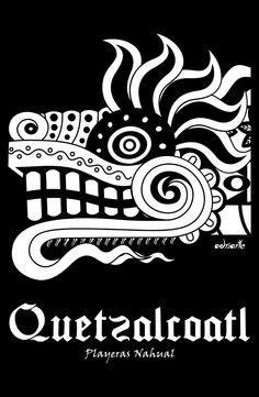 imagenes mayas vectorizadas quetzalcoatl serpiente emplumada dibujo a lapiz imagui