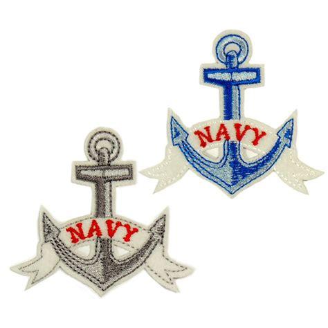 anker online stickmotiv navy anker online kaufen auf paillettenshop de
