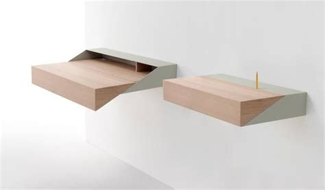 wall mounted pull out desk 20 best images about pull out desks on pinterest murphy