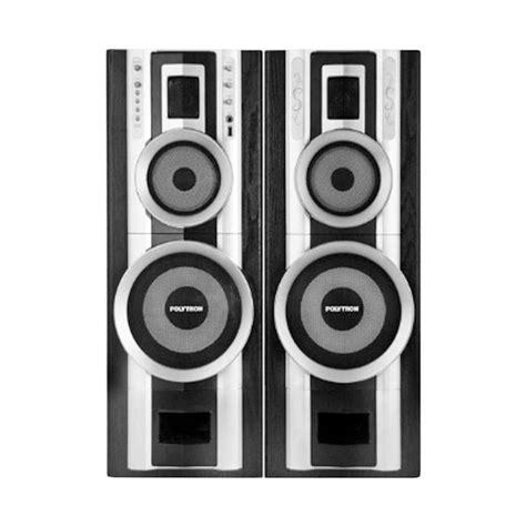 Watt Speaker Aktif Polytron Pas 79 jual speaker aktif polytron pas 79 bluetooth roemah elektronik mdn di omjoni