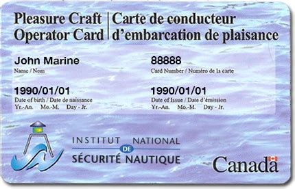 boat license canada boating license canada national boating safety school