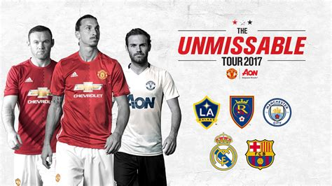 manchester united official 2017 manchester united s tour 2017 opposition revealed official manchester united website