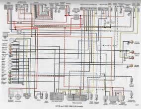 84 yamaha virago wiring diagram get free image about
