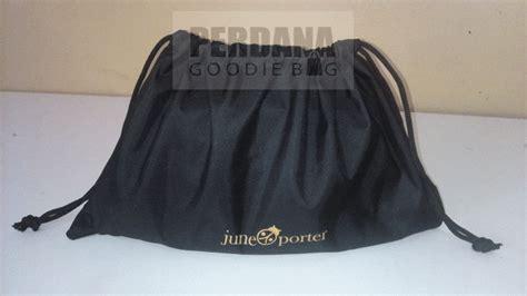 Tas Murah June Bag tas taslan june perdana goodiebag perdana goodie bag
