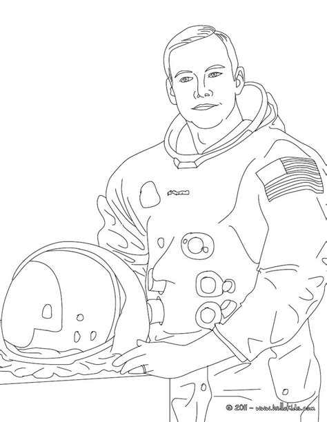 printable images of neil armstrong image gallery neil armstrong coloring page