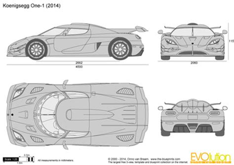 koenigsegg one drawing the blueprints com vector drawing koenigsegg one 1