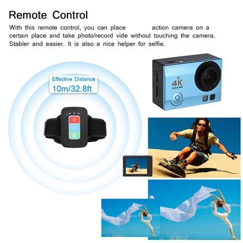 4k 30fps 1080p Hd Wifi 20 Inch Screen 170 Wide Angle 2 inch hd lcd screen 4k 30fps 16mp wi fi sports