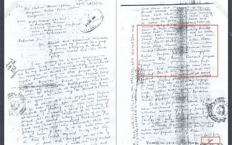 Complaint Letter Sle In Kannada India Together Forged Complaint To Arrest Reporter Vaishnavi Vittal 17 November 2012
