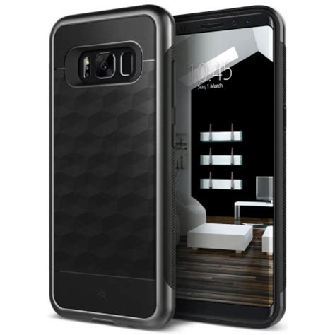 Caseology Parallax Series For Samsung Galaxy S8 Plus Original caseology parallax series samsung galaxy s8 black