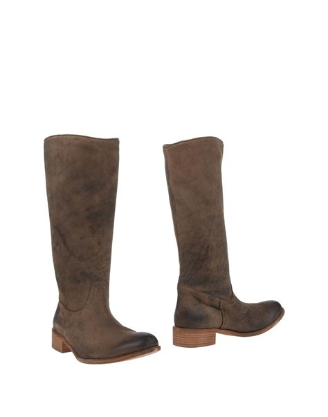 roma boots via roma 15 boots in lyst