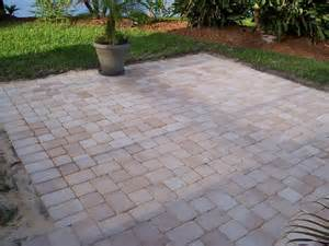 Pictures Of Patios With Pavers Decorative Patio Pavers Decosee