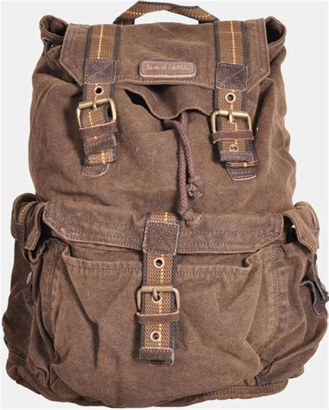 bed stu backpack bed stu ohara washed canvas backpack in brown for men