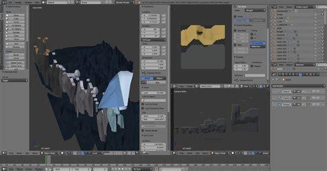 unity3d layout elements everest trash collector blendfx