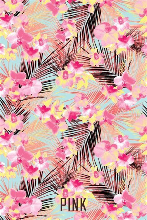 wallpaper summer pink iphone wallpaper floral pink victoria secret cool summer